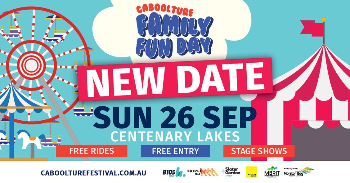 Caboolture Festival Banner